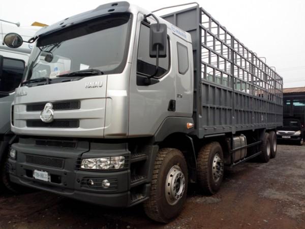 Cần thường xuyên bảo dưỡng, thay thế phụ tùng xe tải ChengLong 1