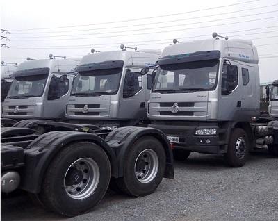 Chất lượng hoàn hảo của xe đầu kéo Chenglong 340 2