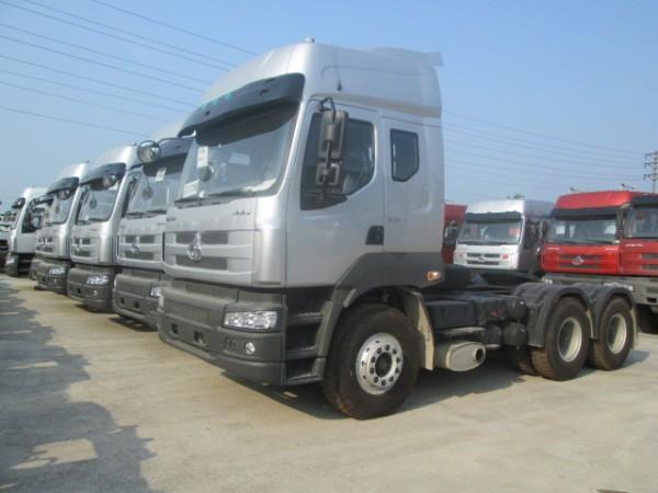 Chất lượng tuyệt vời của xe đầu kéo Chenglong 400 2