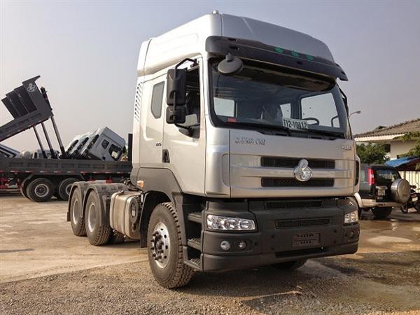Chất lượng tuyệt vời của xe đầu kéo Chenglong 400 1