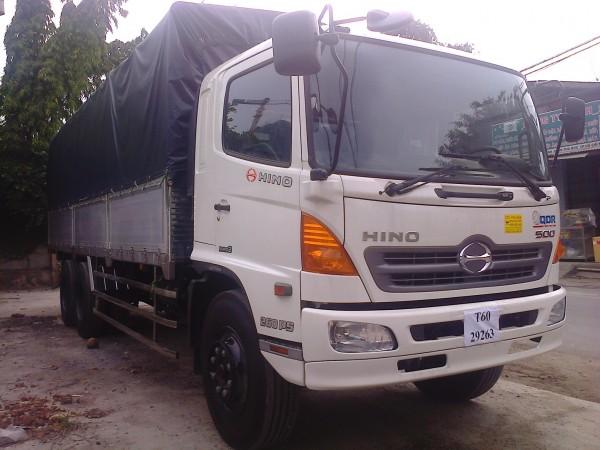 Kết cấu hoàn hảo của xe tải Howo 15 tấn 2