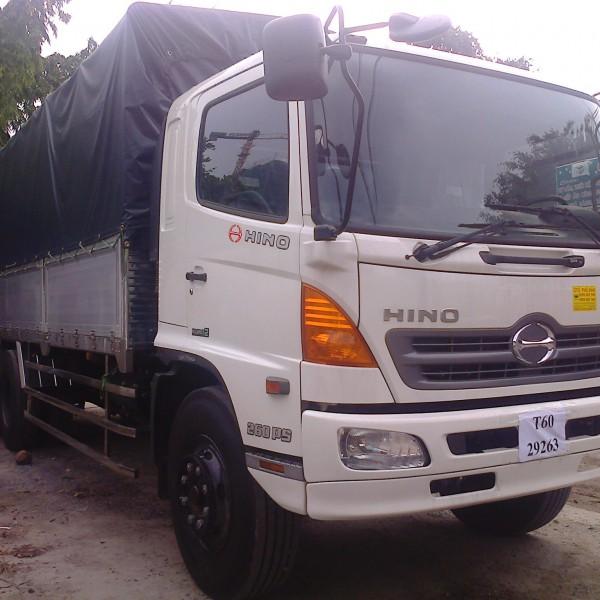 Kết cấu hoàn hảo của xe tải Howo 15 tấn