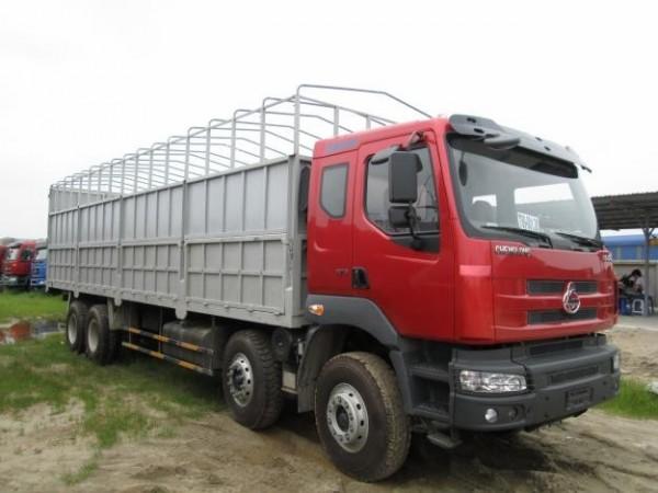 Xe tải chenglong 4 chân sự lựa chọn tốt nhất cho khách hàng