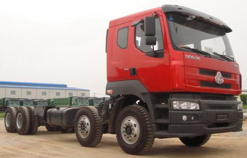 Xe tải chenglong 4 chân sự lựa chọn tốt nhất cho khách hàng1