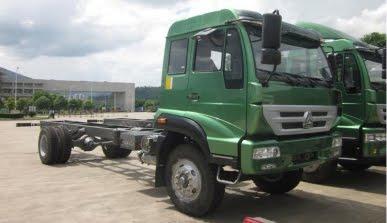 Xe tải thùng Howo 8 tấn với thiết kế mạnh mẽ và tinh tế1