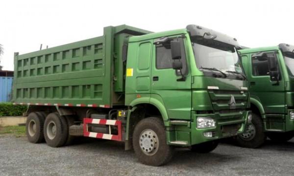 Xe tải thùng Howo chất lượng, giá rẻ 2