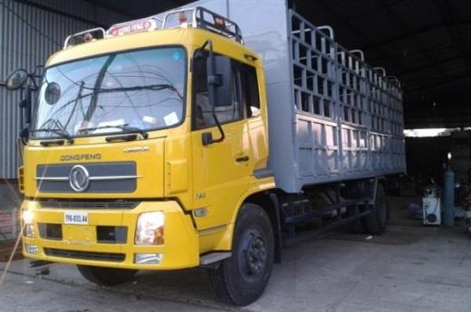 Bạn biết gì về xe tải Dongfeng B190?