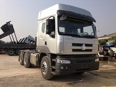 Lựa chọn hoàn hảo với xe đầu kéo Chenglong 375 1