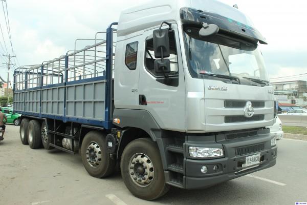 Ưu điểm hoàn hảo của xe tải 5 chân Chenglong 22,5 tấn 2