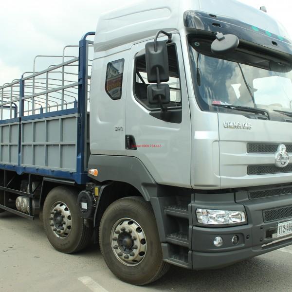 Ưu điểm hoàn hảo của xe tải 5 chân Chenglong 22,5 tấn