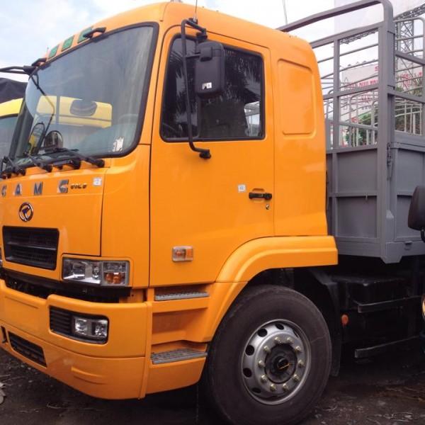 Xe tải Camc 3 chân – Dòng xe bán chạy nhất 2015