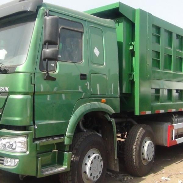 Xe tải howo 371 có gì đặc biệt?