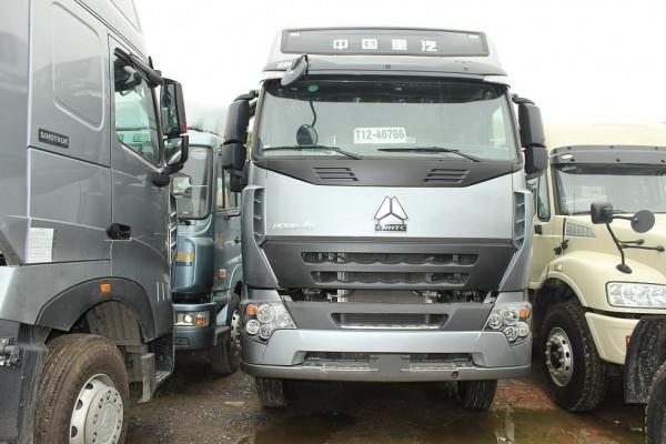 Xe tải Howo a7 gợi cảm với thiết kế tinh tế 2