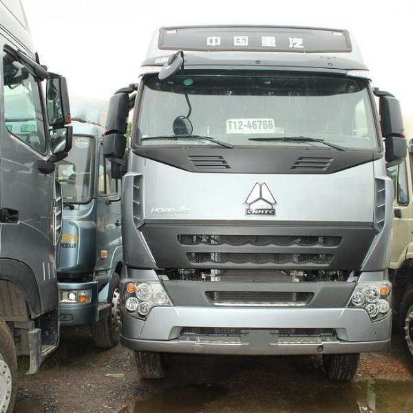 Xe tải Howo a7 gợi cảm với thiết kế tinh tế