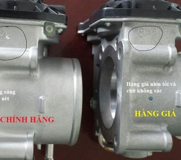 Cách phân biệt phụ tùng xe tải chenglong nhái và chính hãng