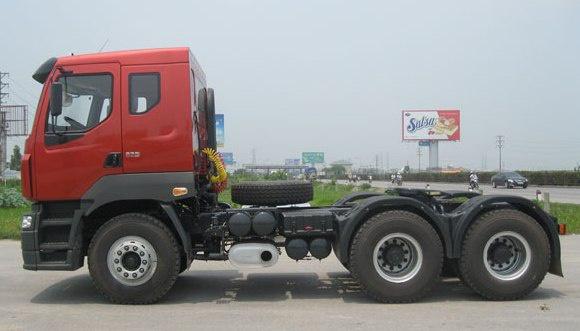Xe đầu kéo Chenglong 400 với nhiều tính năng ưu việt 2