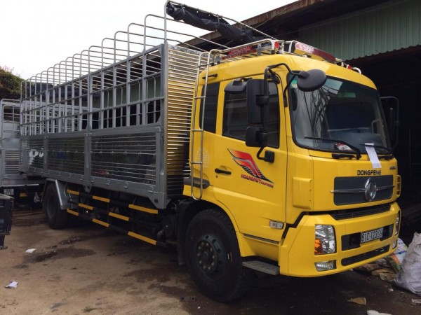 Xe tải Dongfeng B170 siêu bền, siêu rẻ 1