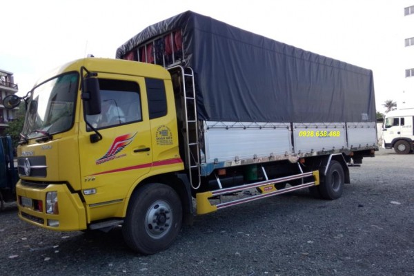 Xe tải Dongfeng B170 siêu bền, siêu rẻ 2