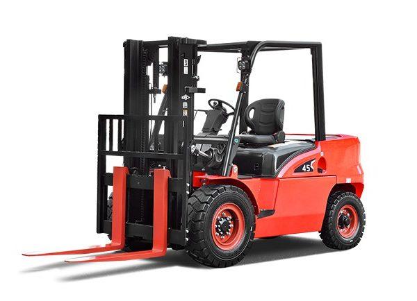 Ưu điểm của xe nâng dầu Hangcha tải trọng xe nâng 4 tấn