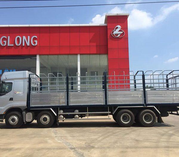 Xe tải Chenglong Hải Âu- Nguồn gốc và ưu điểm