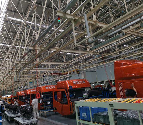 Xe tải Hải Âu Chenglong- Thông tin xe và Hãng phân phối